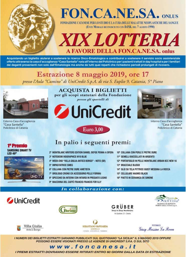 Loc Unicredit 2019